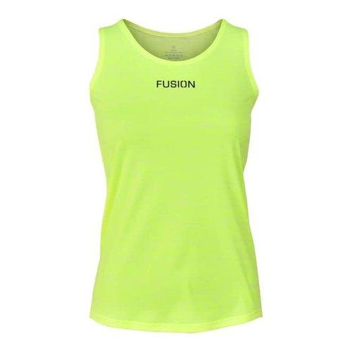 FUSION Fusion C3 Singlet Dames 900286 Geel
