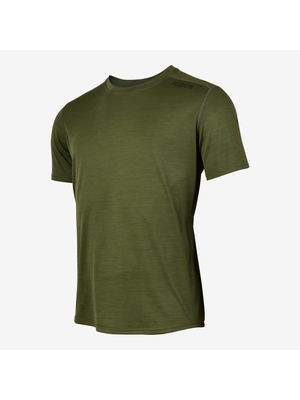 FUSION Fusion C3 Shirt Heren 0273 Groen