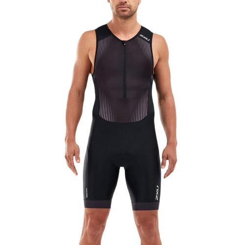 2XU Trisuit Perform front zip heren MT5526D BLKSDW