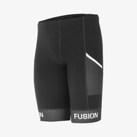 Fusion Trisuit Sli tight 0172 Zwart