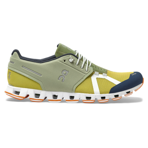 ON RUNNING On-running Dames schoen Cloud 70/30 Leaf/mustard 19.99828