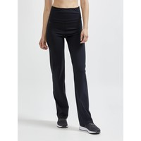 Craft charge bootcut pant dames 1910374-999000 black