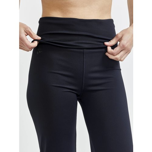 CRAFT Craft charge bootcut pant dames 1910374-999000 black