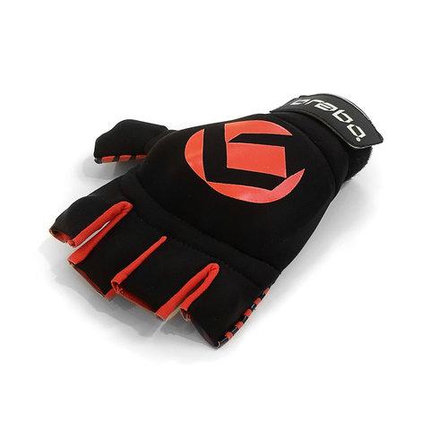 BRABO Brabo handschoen F5  pro zwart oranje