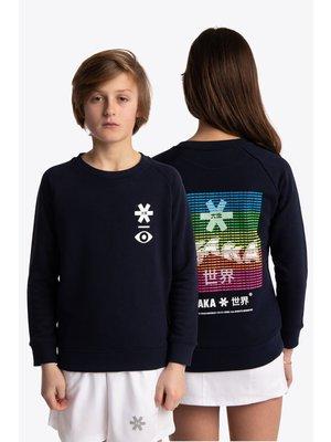 OSAKA Osaka Sweater Kids Warpy navy