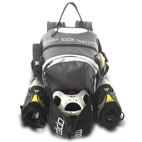 Cado Motus triathlontas Waterflow  grijs zwart