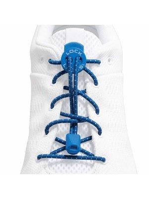 lock laces Lock laces Blauw