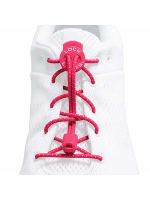 lock laces Lock laces Fuchsia Roze