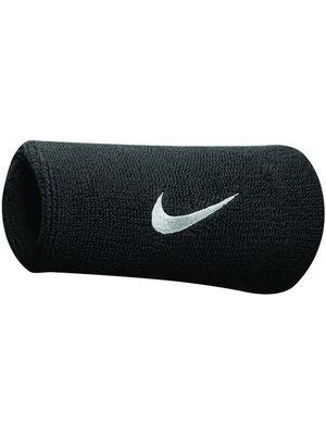 NIKE Nike polsband doublewide Zwart