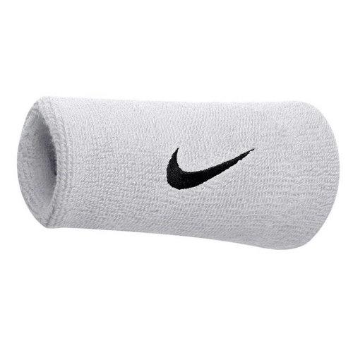 NIKE Nike polsband doublewide Wit