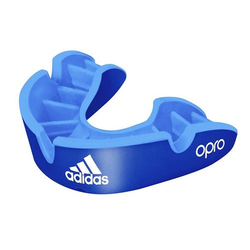 ADIDAS Opro self-fit Gen 4 BP32 blauw JR