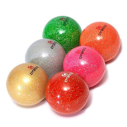BRABO Brabo hockeybal Glitter Goud