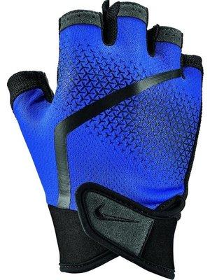 NIKE Nike fitness handschoen Extreme Blauw Heren