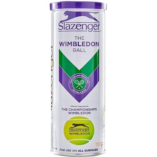 Slazenger tennisbal Wimbledon 3 tin