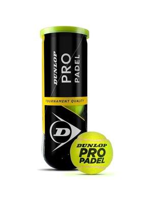 Dunlop Padelbal Pro Padel 3 tin