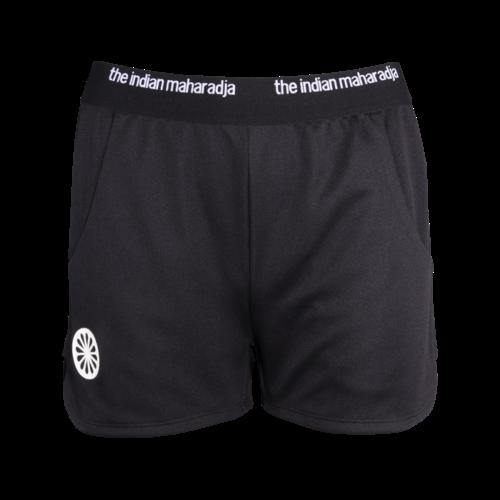 THE INDIAN MAHARADJA TIM dames Tech short T450 zwart