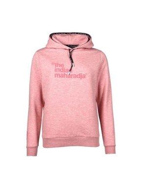 THE INDIAN MAHARADJA TIM dames fun Hooded T030132 pink