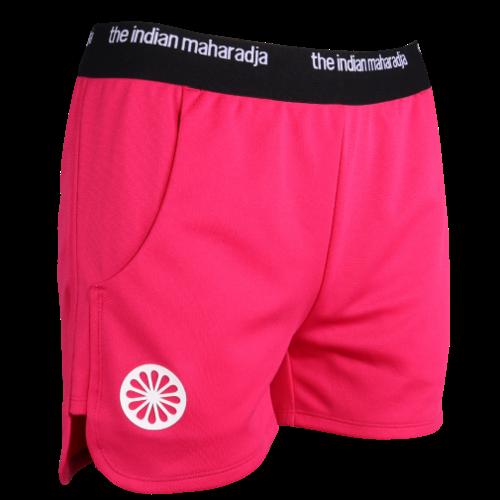 THE INDIAN MAHARADJA TIM girls Tech short T400 pink
