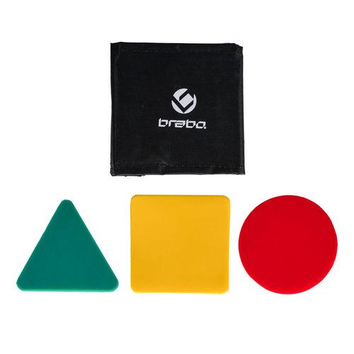 BRABO Brabo Referee Cards