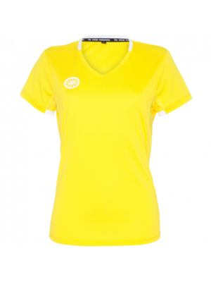 THE INDIAN MAHARADJA TIM girls T-shirt T200  geel