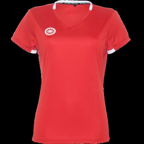 THE INDIAN MAHARADJA TIM girls T-shirt T200  rood