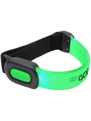 GATO Gato USB Led Armband Groen