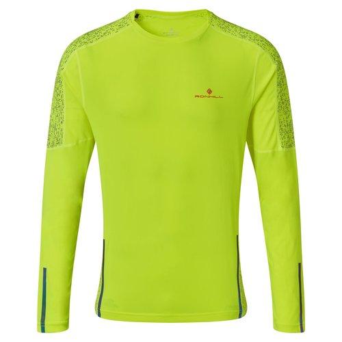RONHILL Ronhill T-shirt lm Night Runner L/S Tee heren 005013-00798