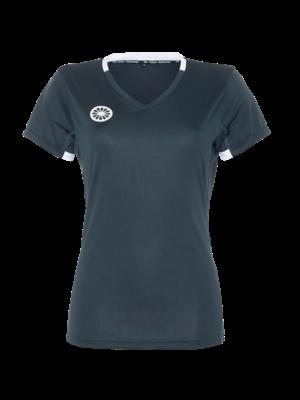 THE INDIAN MAHARADJA TIM dames T-shirt T250 donkerblauw