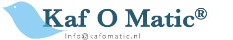 Kafomatic.nl zum Verkauf von Kaf O Matic