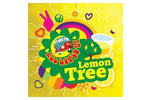 Big Mouth All Loved Up Aroma - Lemon Tree