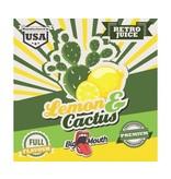 Big Mouth Retro Juice Aroma - Lemon & Cactus