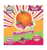 Big Mouth Retro Juice Aroma - Peach & Raspberry
