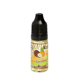 Retro Big Mouth Juice Flavor - Ananas & Kokos