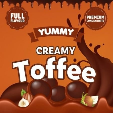 Big Mouth Yummy Aroma - Creamy Toffee