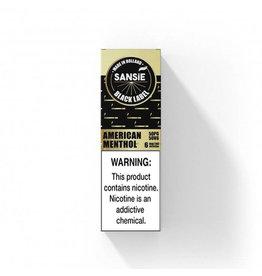 Sansie Black Label - Amerikanische Menthol
