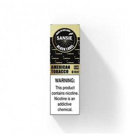 Sansie Black Label - American Tobacco
