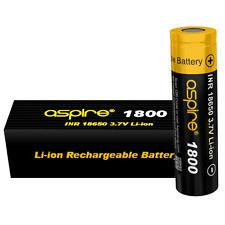 Aspire 18650 ICR  batterij - 1pc