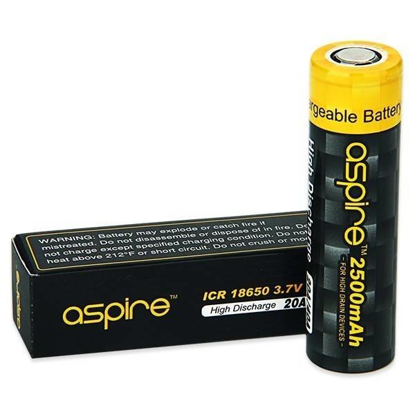 Aspire 18650 INR Batterie (2600mAh)