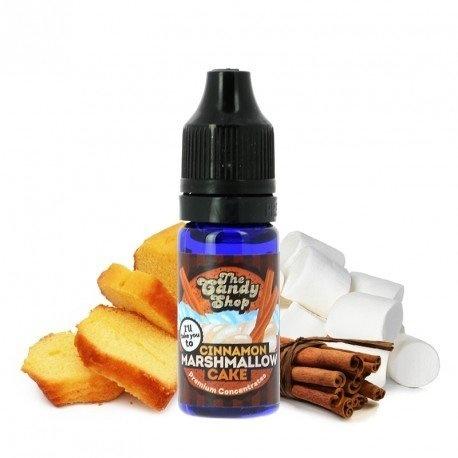 Big Mouth - Cinnamon Marshmallow Cake