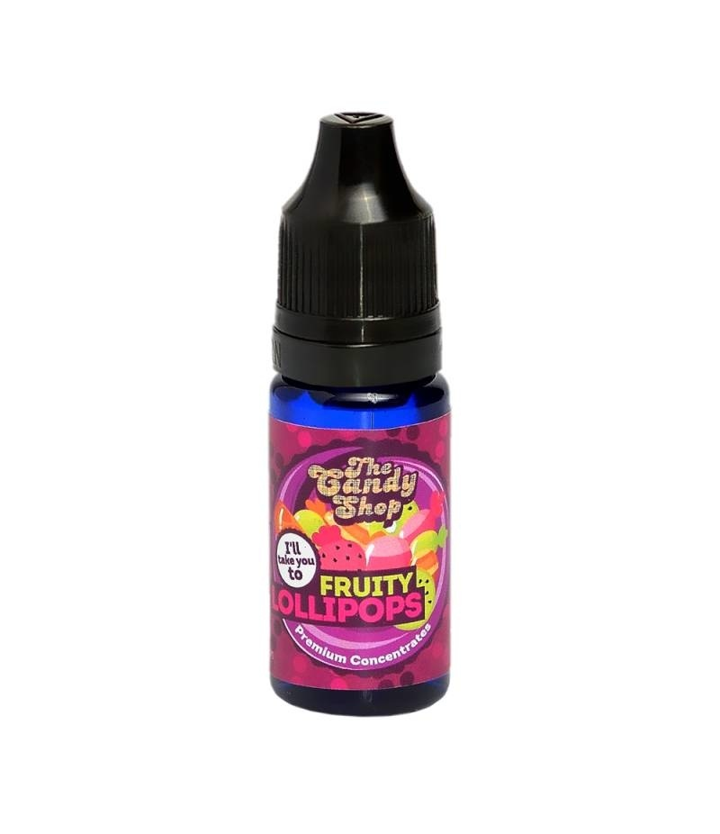 Big Mouth - Fruity Lollipops
