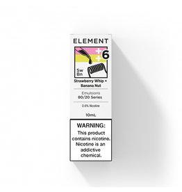 Element - Strawberry Banana Nut Peitsche +