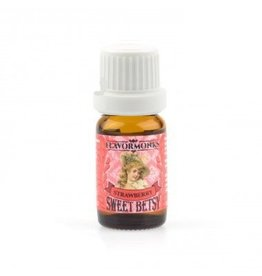 Monks flavour - Sweet Betsy Strawberry