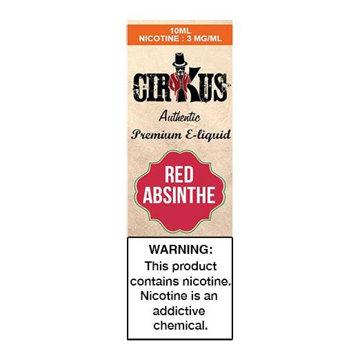 Authentic Cirkus - Red Absinthe
