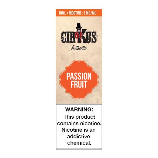 Authentic Cirkus - Passion Fruit
