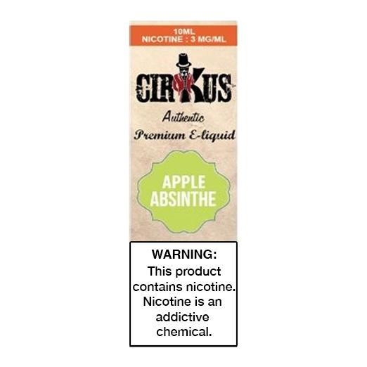 Authentische Cirkus - Apple-Absinth