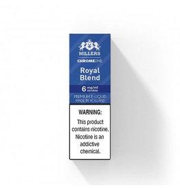 Millers Juice Chromeline - Royal Blend