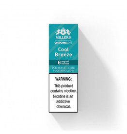 Millers Juice Chrome Line - Cool Breeze