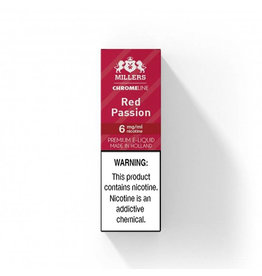 Millers Juice Chrome Line - Red Passion