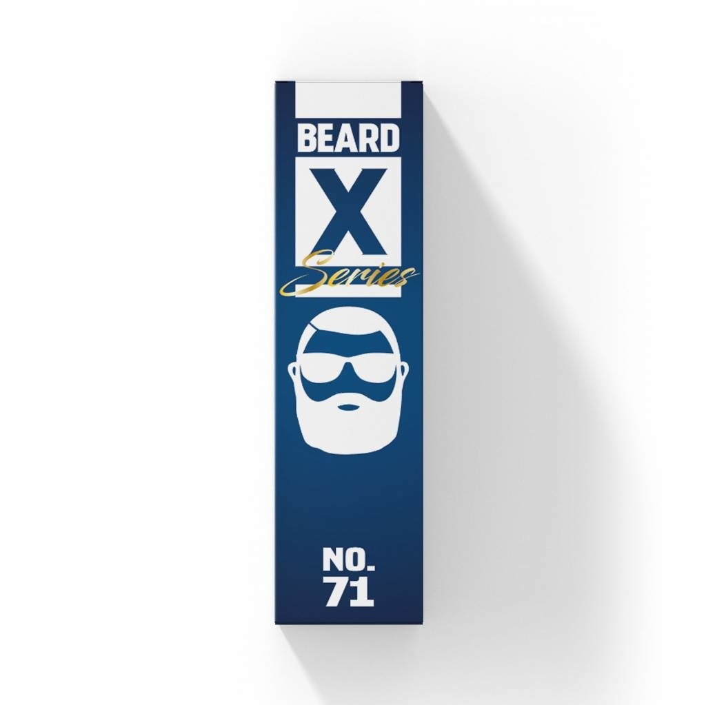 Beard Vape No. 71 - S & V 50ML