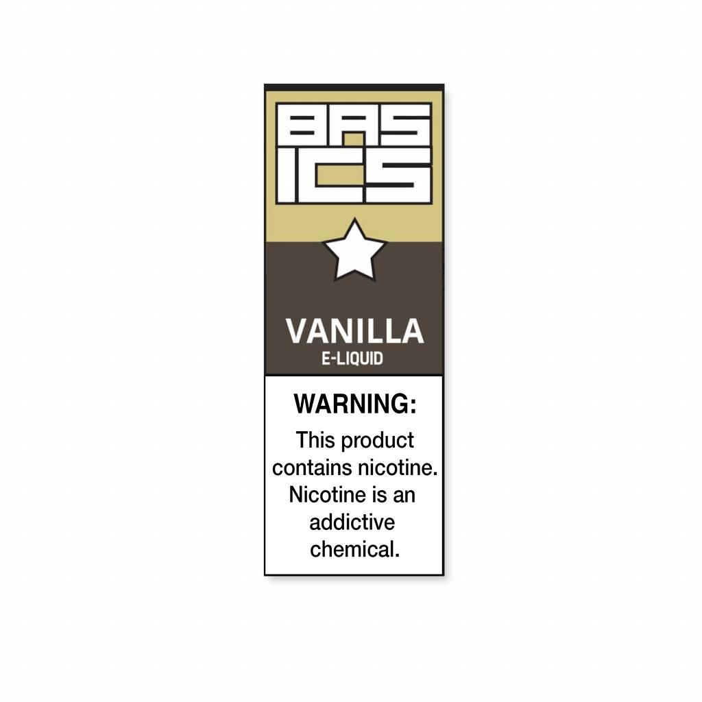 Basics - Vanille